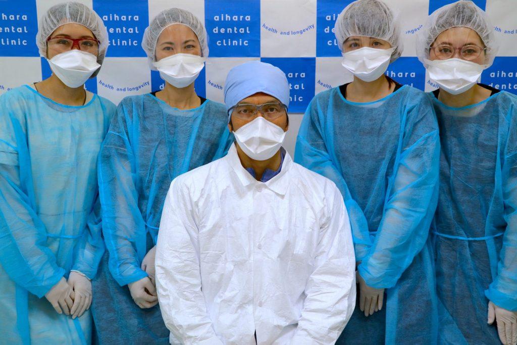アフターコロナにおける当院の診療体制